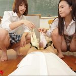 Japanese used schoolgirl panties pantyjob