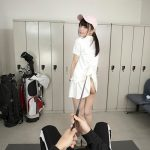 Sora kamikawa sexy Japanese golfer