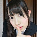 cute japanese girl keep a secret